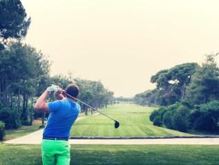 Découverte Golf